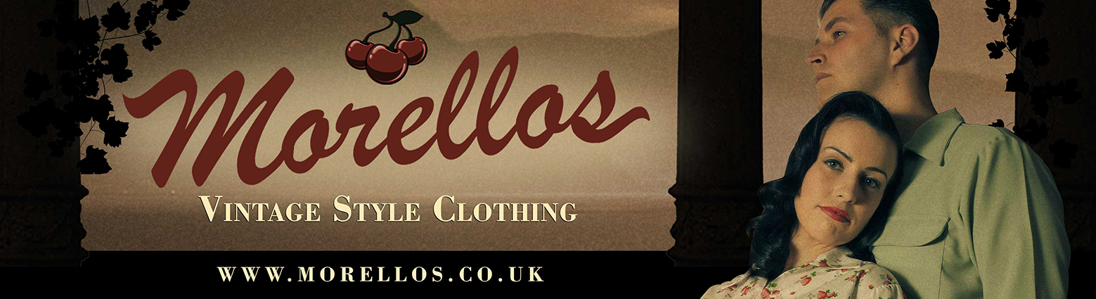 MORELLOS Vintage Style Clothing
