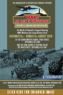 YANKS ARE BACK IN SADDLEWORTH 2020