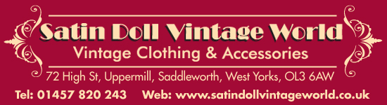 Satin Dolls Vintage World